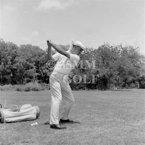 golf swing ben hogan 35mm golf