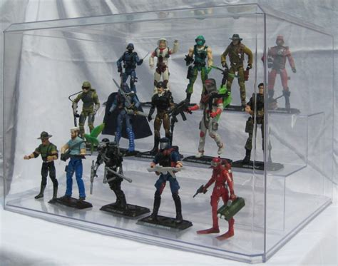 action figure display cabinet smalljoes com apex display case back in stock marvel