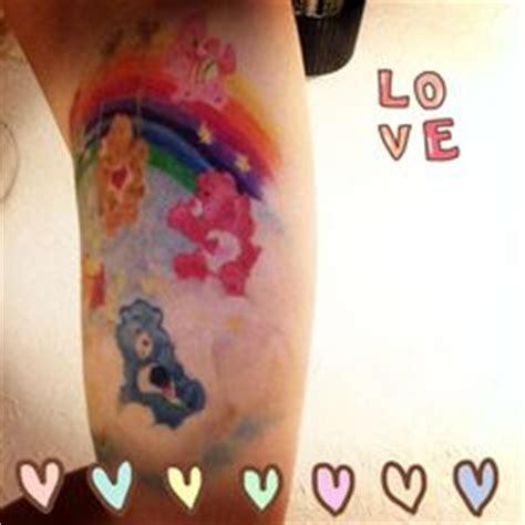 tattoo colour care care bear tattoo sleeve care bears tattoo color tattoos