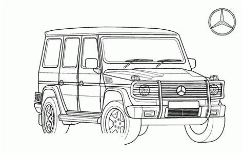 4x4 Sketches by Ausmalbilder Autos Zum Ausdrucken Malvorlagentv