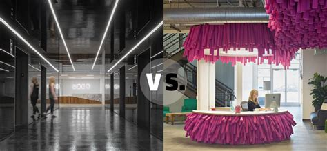 Lyft Corporate Office by Which Office Is Cooler Uber Vs Lyft Inc