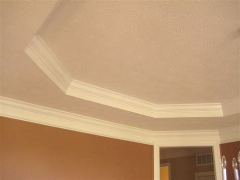 Tre Ceiling by Painting A Textured Tre Ceiling