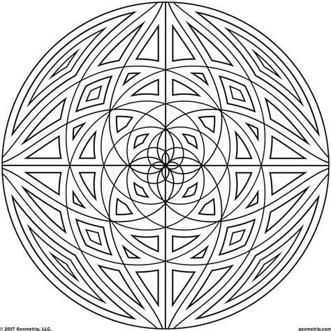 detailed designs coloring pages coloring pages geometric designs colouring pages