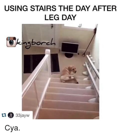 day after day 25 best memes about after leg day after leg day memes