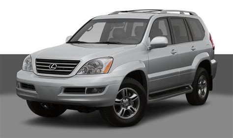 Lexus Suv Gx470 by 2007 Lexus Gx470 Reviews Images And Specs