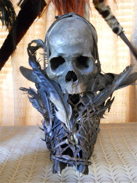 Keep Skulls Alive by 94 Best Tribal Human Skulls Images On Human