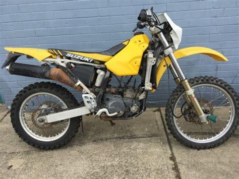 Suzuki Motorcycle Parts Australia Suzuki Drz400e 2000 Metropolitan Motorcycle Spares