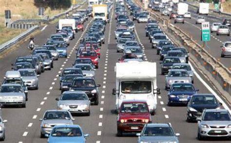 web autostrade italiane news esodo da bollino nero traffico sulle autostrade