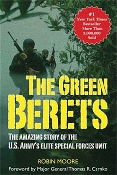 green berets  amazing story     armys