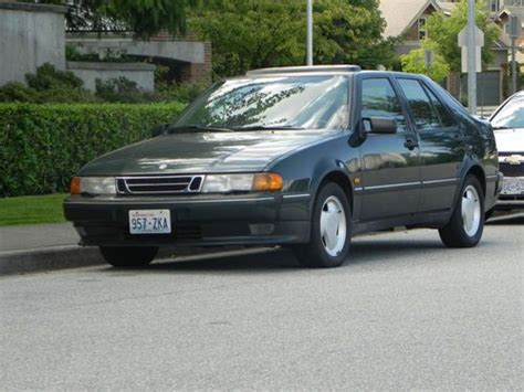 car owners manuals for sale 1994 saab 9000 engine control buy used 1994 saab 9000 cse turbo hatchback 4 door 2 3l 5 spd manual no reserve in ferndale