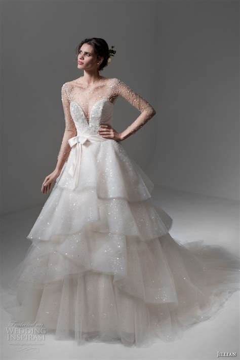 wedding dress with jillian 2017 wedding dresses artemisia bridal