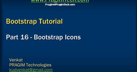 tutorial bootstrap angularjs sql server net and c video tutorial bootstrap icons