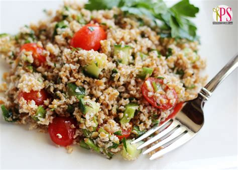 Side Tabbouleh by Summer Tabbouleh Salad Recipe