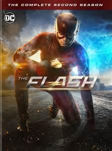 The flash season 2 dvd