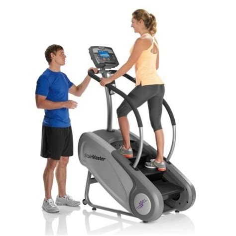 stairmaster stepmill cardio equipment stair climbers
