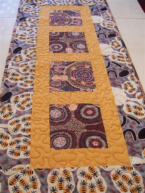 aboriginal design quilt cover 17 best images about aboriginal quilts on pinterest
