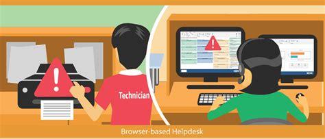 netsupport servicedesk web based helpdesk