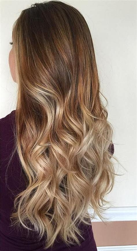 ombre hair over 40 40 beautiful blonde balayage looks beautiful follow me