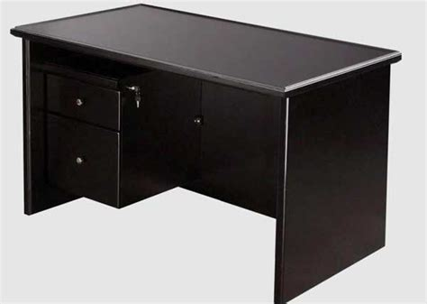 Meja Kerja Kayu 1 2 Biro harga meja kerja 1 2 biro kayu jati mejakantor