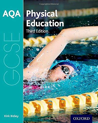 aqa gcse physical education student book book ebay