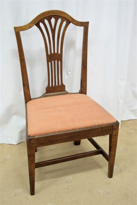 vintage armchair for sale six georgian mahogany dining chairs for sale antiques