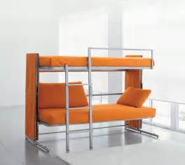 Sofa Bed Bunk Bed Doc A Sofa Bed That Converts In To A Bunk Bed In Two Secounds