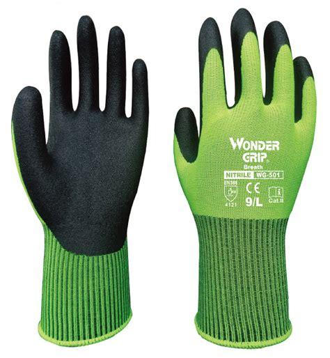 Garden Gloves by 2 Pairs Garden Gloves Safety Gloves With Nitrile