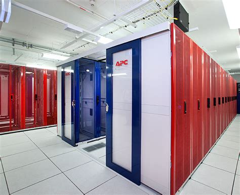 Apc Data Racks by Vmvault Data Center Images