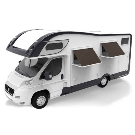 motorhome window awnings cing caravan equipment electric caravan rv window awning remote 2m wide italian