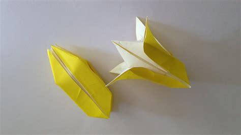 Origami Banana - origami banana 3d 折り紙 バナナ 立体 簡単な折り方