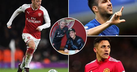 arsenal wage premier league s top earners revealed as we list the 10