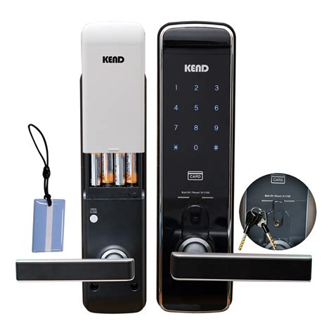 Kunci Pintu Besar Selinder Komputer 3 electric lock digital door lock kend k 1100 jual handle pintu murah berkualitas
