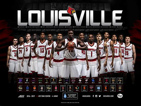 uk basketball schedule poster spectrum sports uofl basketball where to get your