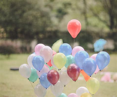Hochzeit Luftballons by Luftballons Steigen Lassen Zur Hochzeit