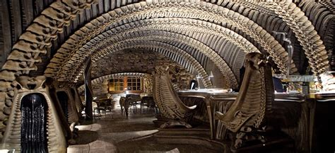 Architecture Free Online Floor the h r giger bar a drink with the master dark art amp craft