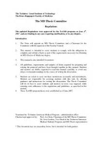 Thesis proposal for information technology example