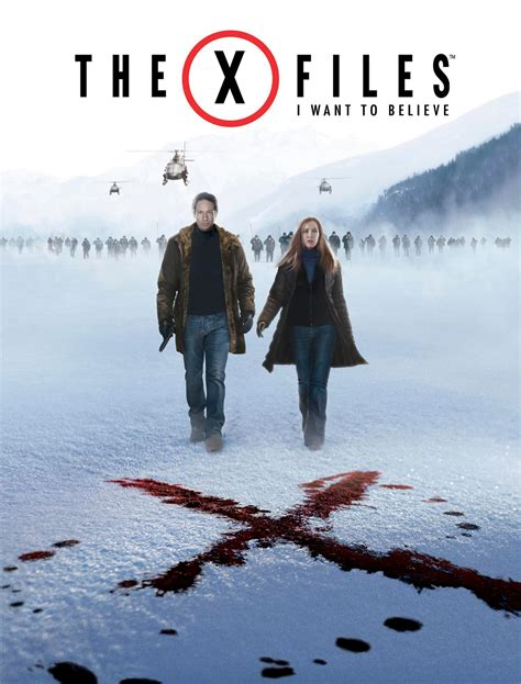 film seri x files the x files i want to believe movie trailer reviews and