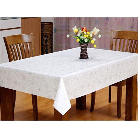 kitchen table covers vinyl wipe clean pvc vinyl tablecloth dining kitchen table cover protector 140x240cm ebay