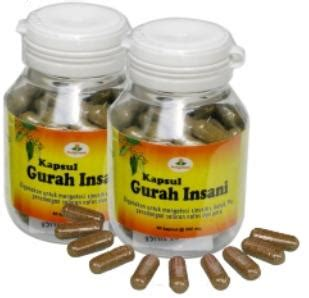 Obat Herbal Dakista 60 Kapsul Herbal Insani tabina collections obat herbal herbal insani