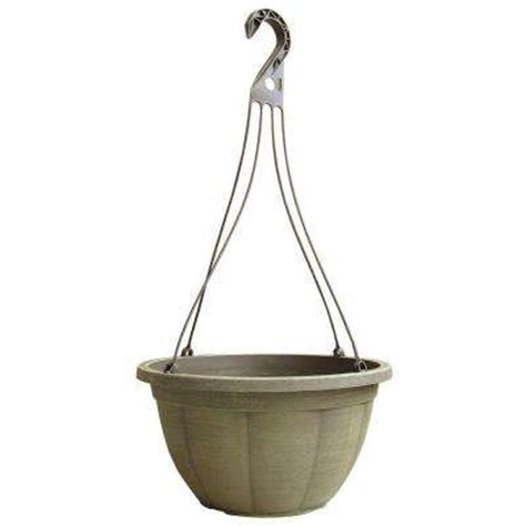Hanging Planters Home Depot by Baskets Pots Planters Garden Center The Home Depot