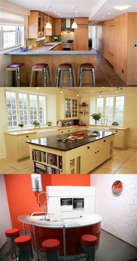 outstanding space saving solutions  small kitchens