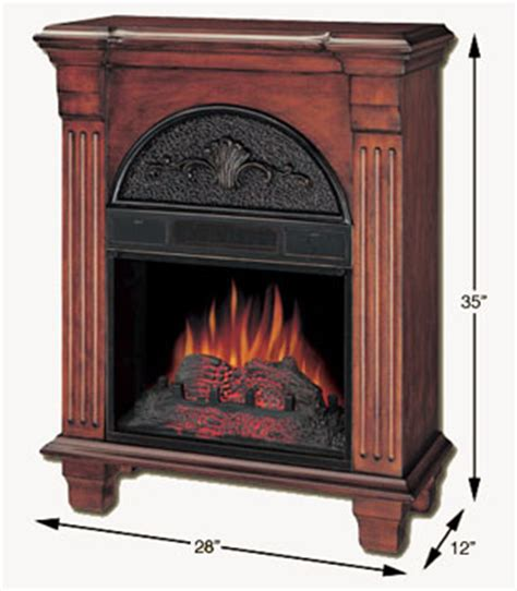 Foyer Electric Fireplace by This Item Is No Longer Available