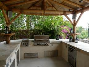 Yard Awnings Outdoor Barbeque Designs Kitchentoday