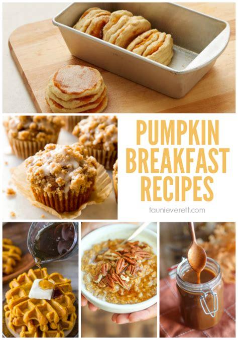12 perfect pumpkin spice breakfast recipes tauni co
