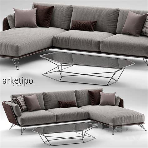 arketipo sofa 3d models sofa arketipo morrison sofa 2