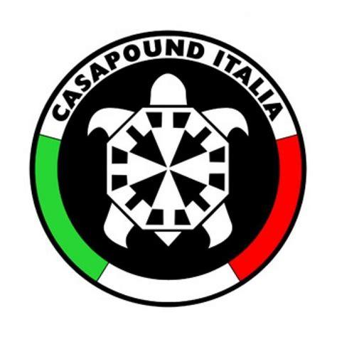 casa pound italia speciale giovani 2013 il simbolo di casapound italia