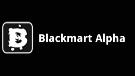 blackmart alpha iedroid free programmes and on the blackmart android phone