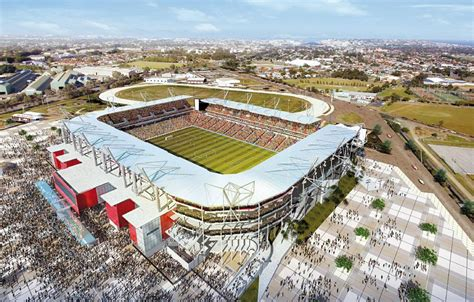 New Mexico State House hunter stadium centre of excellence newcastle herald