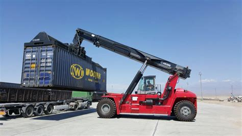 mobile equipment kalmar to supply mobile equipment to in