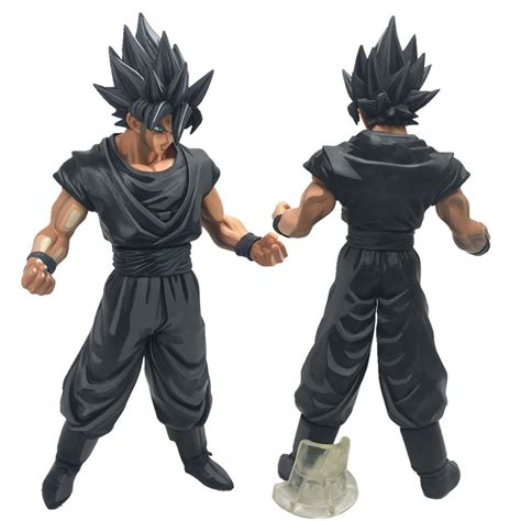 Pvc Saigan Vegeta Special 2 11in z 30th anniversary goku saiyan chocolate pvc figure new ebay